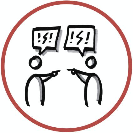 N°8 - fuir les conflits - Gouvernance Partagée Modèle Z