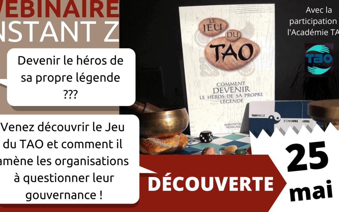 🎬 Lien entre Jeu du TAO et gouvernance partagée – avec TAO Academie