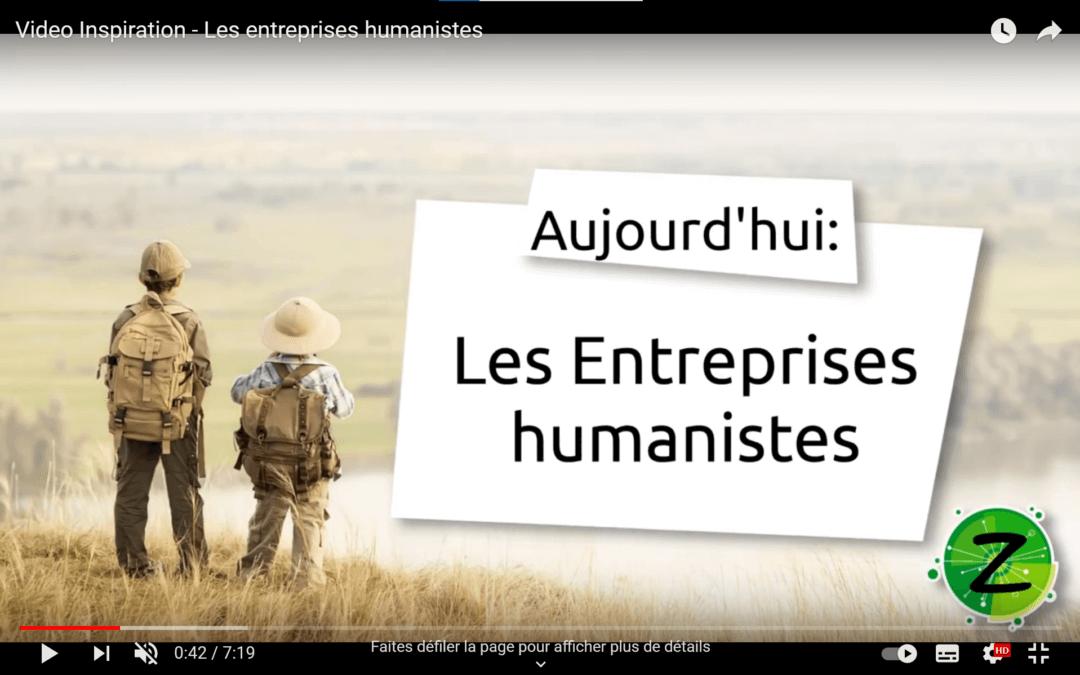 🔎 «Les entreprises humanistes» – Jacques Lecomte